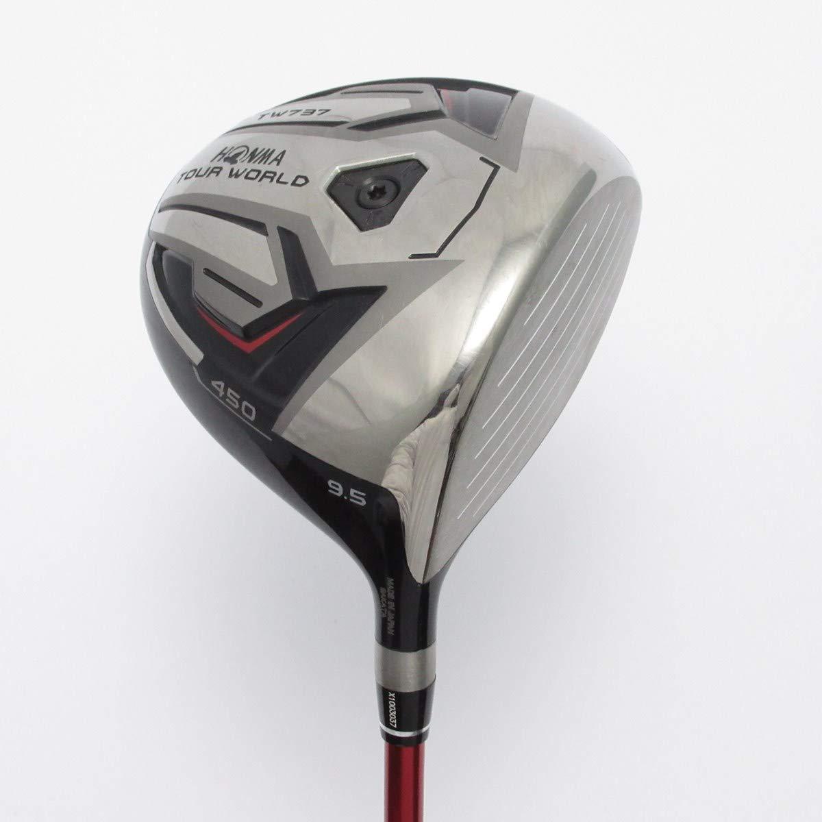 【中古】本間ゴルフ TOUR WORLD ツアーワールド TW737 450 ドライバー VIZARD EX-C65 B07QWFVHPV  S