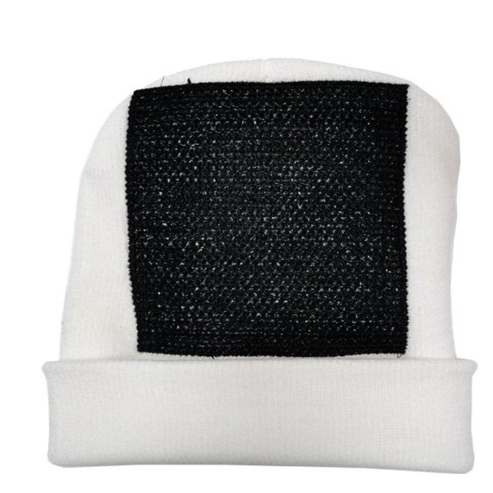 Tête Spin Bonnet - Bboy headspin Break Dance Bonnet (Blanc Noir)   Amazon.fr  Vêtements et accessoires 4b11aeec5e6