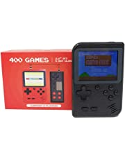 Sizet FC Gameboy Retro Game Console, 400 Classic Games 600mAh Battery Retro Mini Handheld Entertainment System Video Game Console, Good Gifts for Kids and Adult.