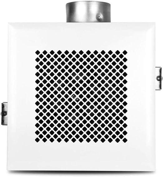 MHRCJ Extintor de bajo Ruido baño silencioso Inicio Cocina Gas, bajo Ruido de baño Cocina: Amazon.es: Hogar