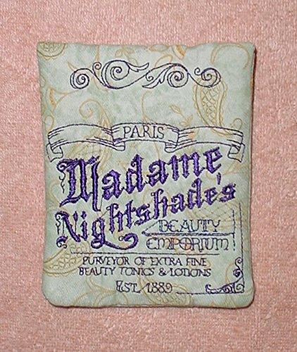 Madame Nightshade Beauty Emporium bag purse case