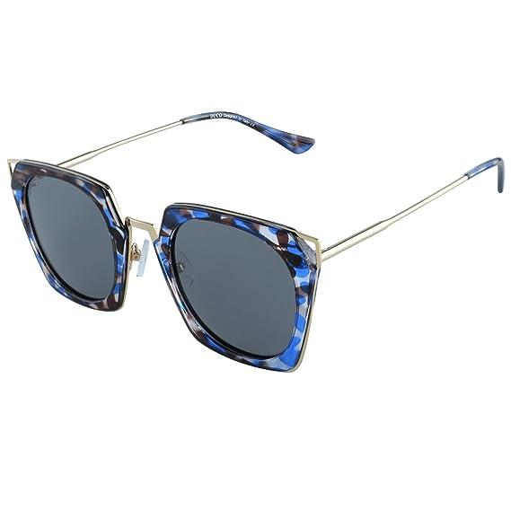 Duco 100% protection contre les UV Premium souple taille Style Hommes Polarized lunettes de soleil aviateur 3028 OUajbXBl