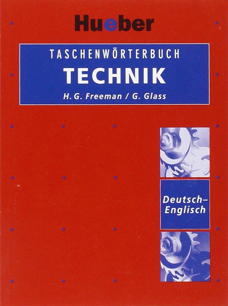 Taschenwörterbuch Technik, Deutsch-Englisch