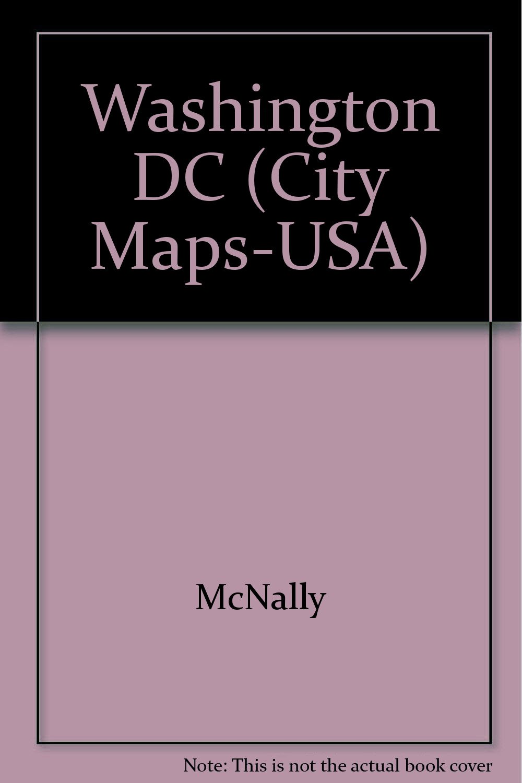 Rand Mcnally Washington D C City Map City Maps Usa Rand