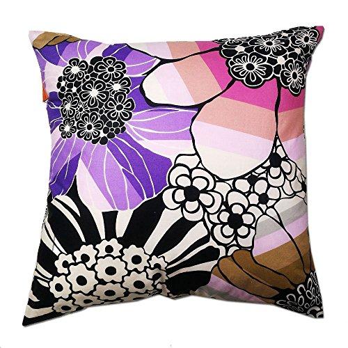 Cushion cover Missoni 40x40 cm Missoni Sally floral purple W