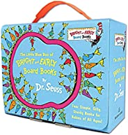 The Little Blue Box of Bright and Early Board Books by Dr. Seuss (Bright & Early Board Books(