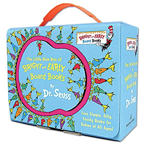The Little Blue Box of Bright and Early Board Books by Dr. Seuss (Bright & Early Board Books(TM))]()