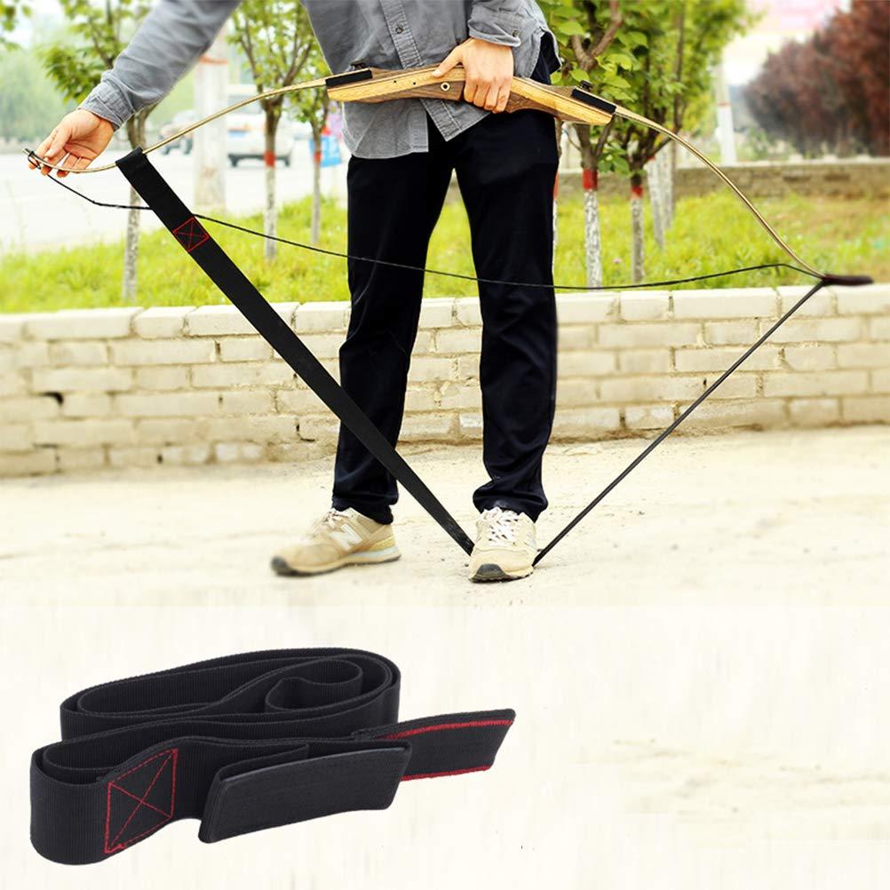 177 5 cm Yissma Archery Recurve Bow Stringer Longbow Stringer Herramienta Tradicional
