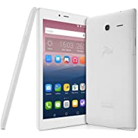 "Alcatel Pixi 4 7"" Tablet, Wi-Fi, 8 GB, Android, Beyaz"