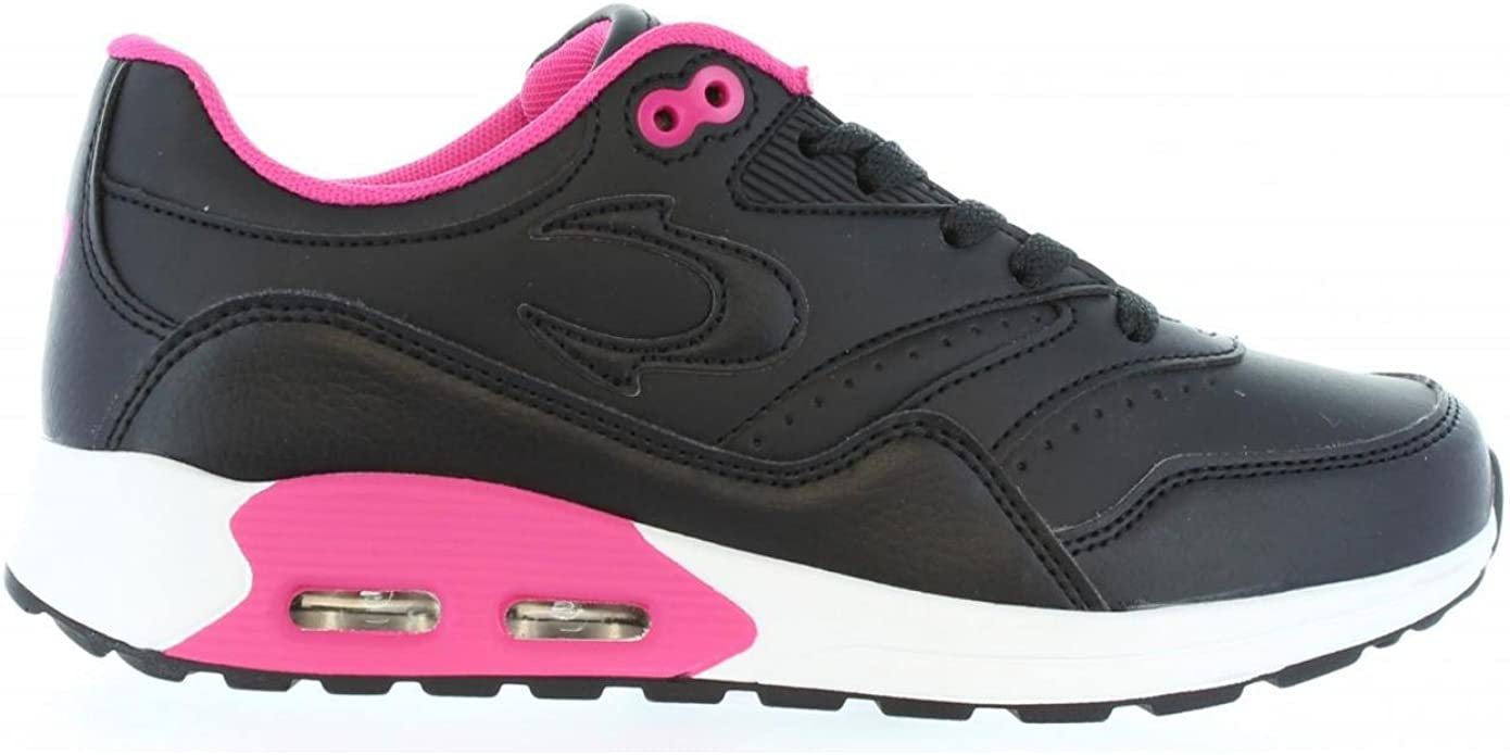 Zapatillas Deporte de Mujer JOHN SMITH Risen L W 16I Negro ...