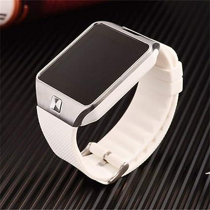 Amazon.com: JJNGJ Smartwatch Intelligent Digital Sport Gold ...