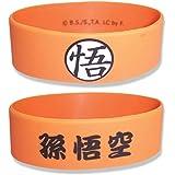 Dragon Ball Z Goku Symbol Wristband