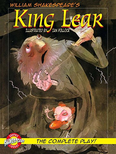 King Lear (Graphic Shakespeare) (Shakespeare Graphic Library)