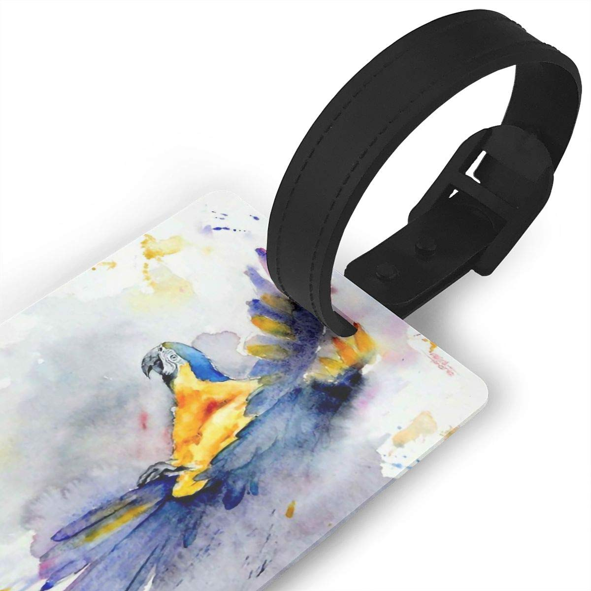2 Pack Luggage Tags Parrot Cruise Luggage Tag For Travel Tags Accessories