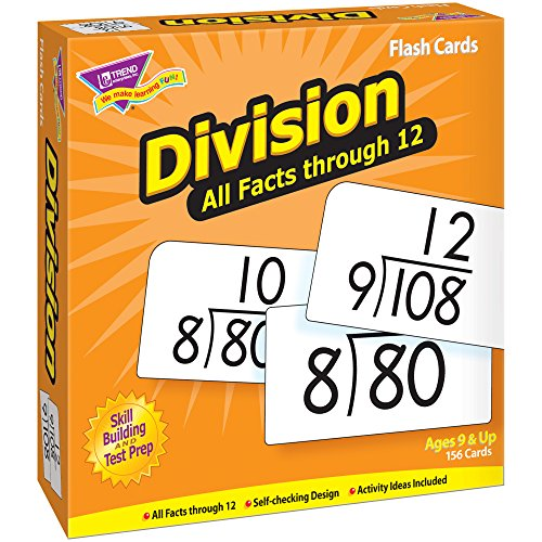 division flash card games - 9