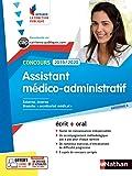 Assistant médico-administratif - Catégorie B - Intégrer la fonction publique - 2019/2020