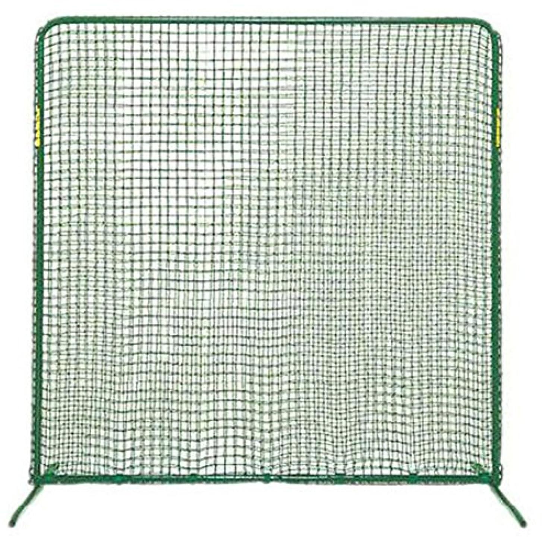 弱めるテクニカルクラウン野球ネット軟式用(4m×15m)