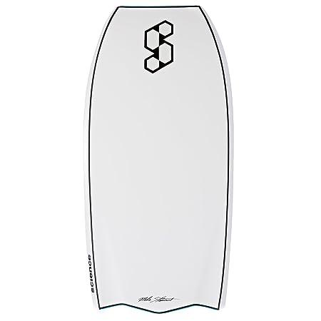 Mike Stewart Launch Tech Delta Tail - Tabla de Bodyboard (41 Pulgadas), Color Azul y Plateado: Amazon.es: Deportes y aire libre