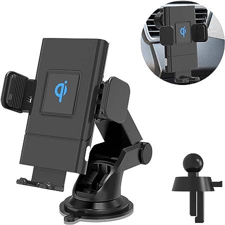Wireless Charger Auto Halterung Automatische Qi Handy Elektronik