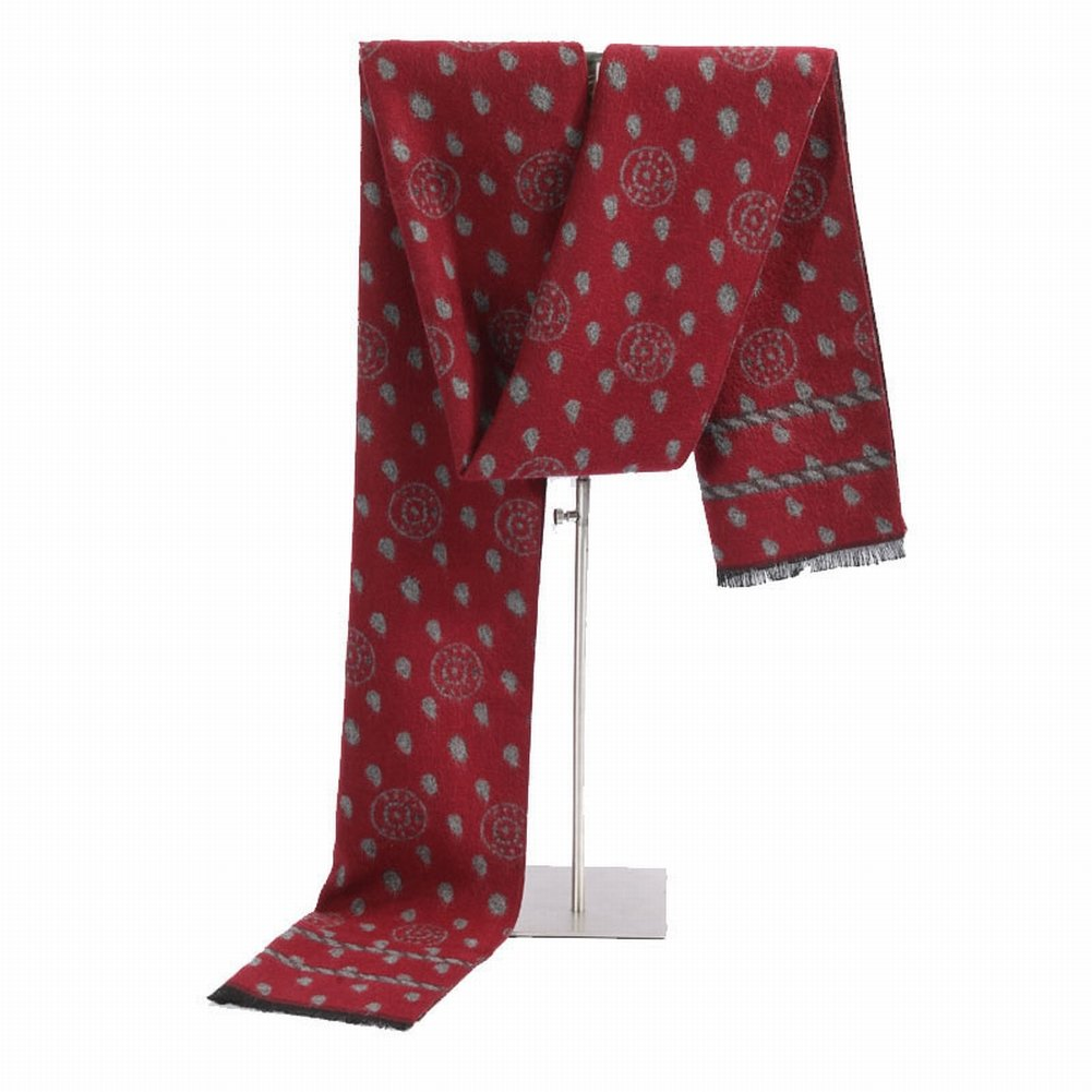 TYERY Men s Scarves Silk Pull Cashmere Warm Scarves China Hongfu Rounded Scarves