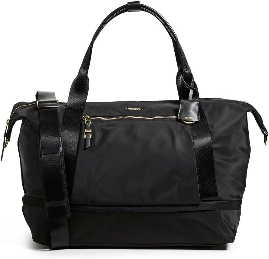 TUMI - Voyageur Dorsten Duffel Bag - Shoulder Strap Tote Bag for Women - Black