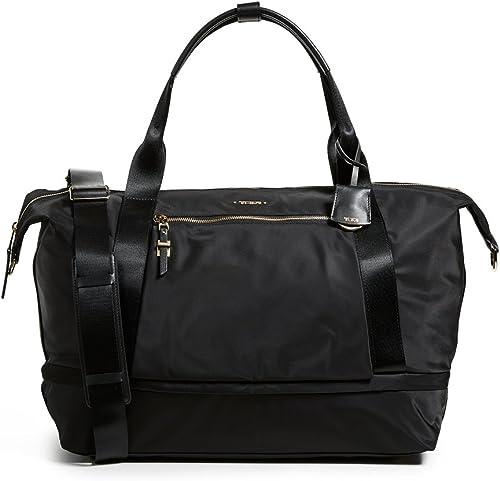 TUMI – Voyageur Dorsten Duffel Bag – Shoulder Strap Tote Bag for Women – Black