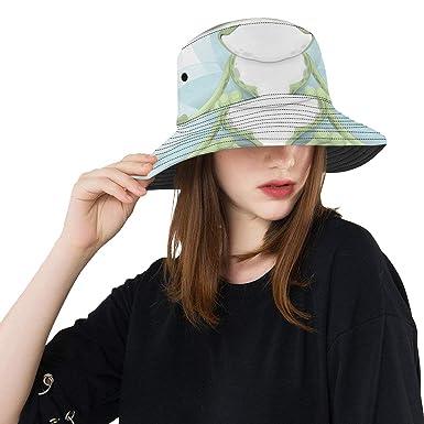 Sombreros de Pesca Mujeres Divertida Rana arbórea Meditación ...