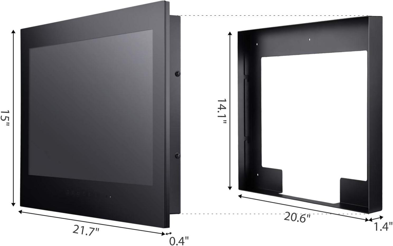 Haocrown Led Smart Tv For Bathroom Ip66 Waterproof Elektronik