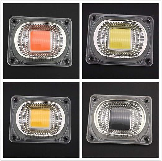 Lens Reflector 50W 30W 20W 110V//220V For LED Flood Light LED COB Grow Chip led