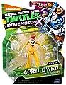 Teenage Mutant Ninja Turtles Dimension X April Action Figure