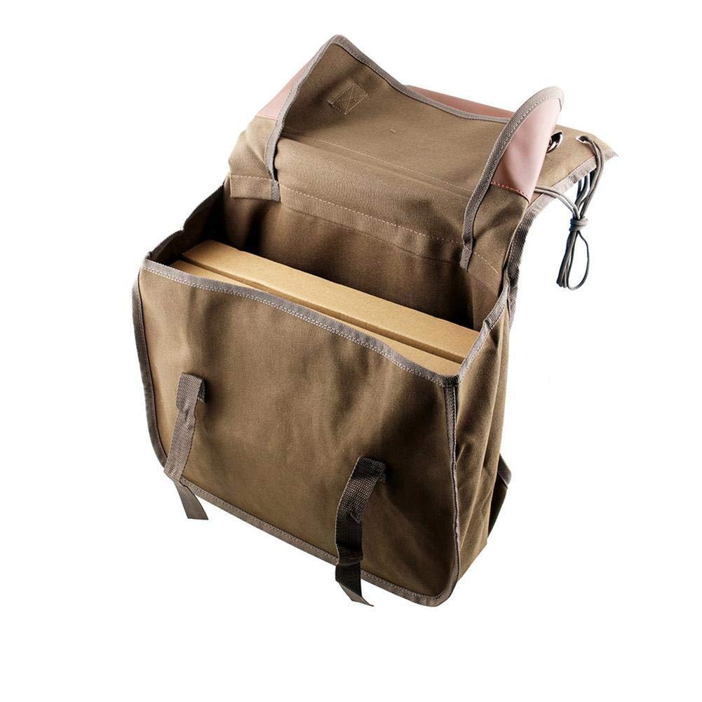 bearivt Satteltasche Satteltaschen mit gro/ßer Kapazit/ät Werkzeugtasche f/ür Motorradtaschen Taschen f/ür Fahrr/äder