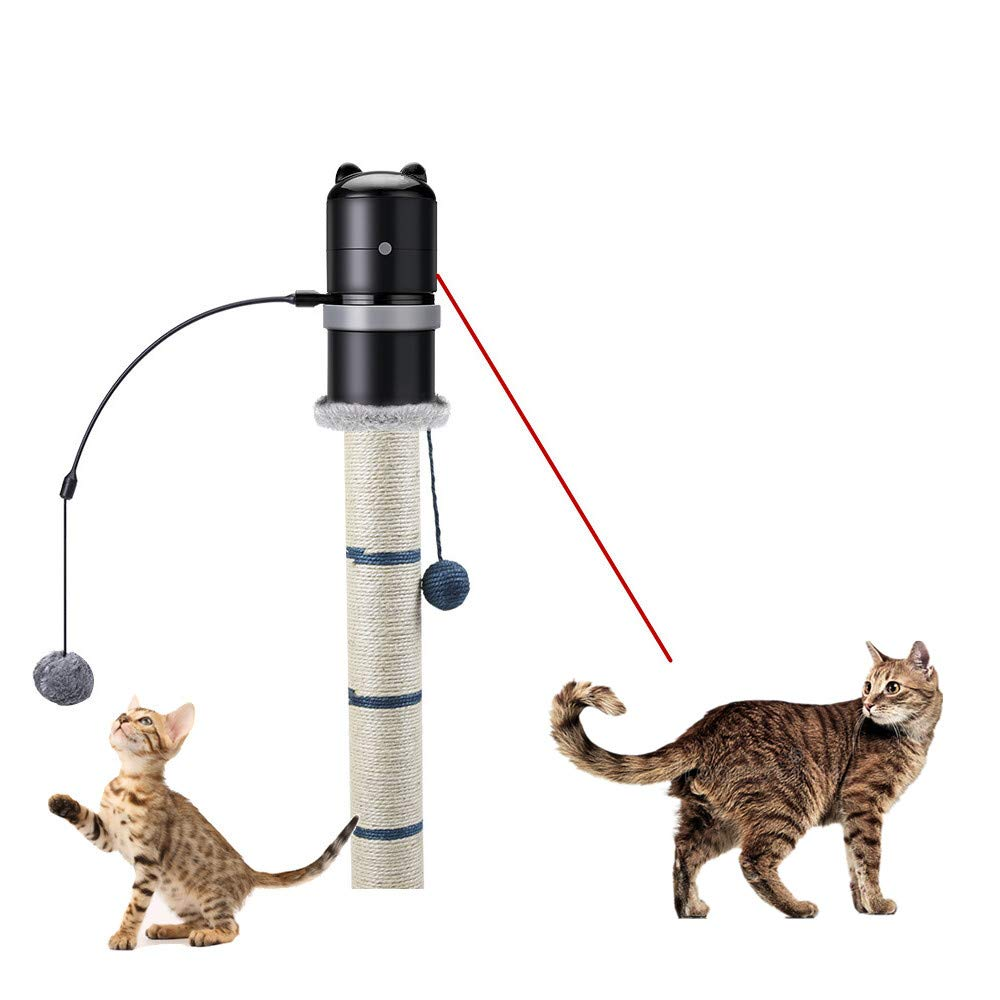 Replacement Cat Toy For Scratch Posts Automatic Led Light Cheerforu