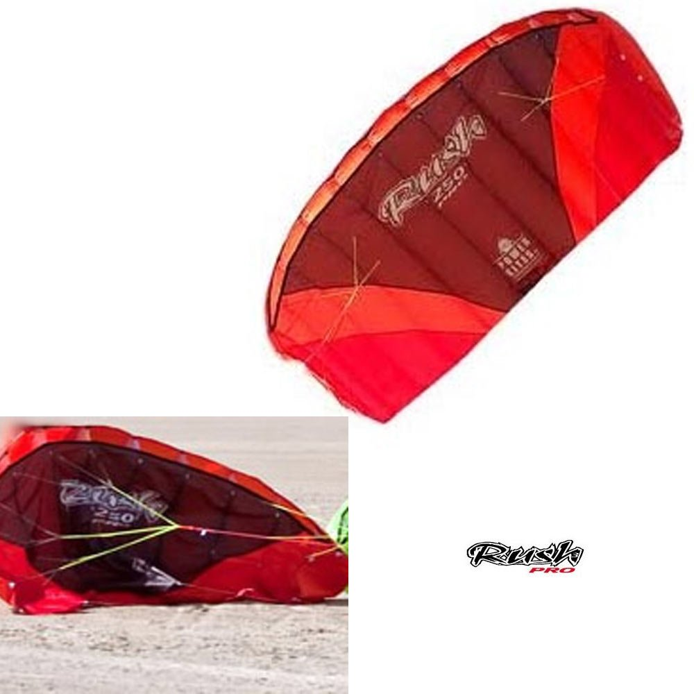 Rush 4 250 Pro Kite by HQ Kites and Designs