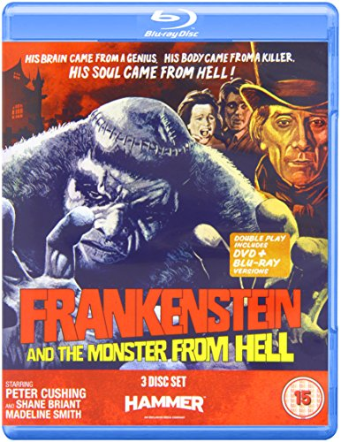 Frankenstein and the Monster From Hell [Blu-ray + DVD]