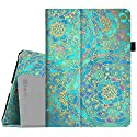 Fintie iPad 9.7 Inch 2017 / iPad Air 2 / iPad Air Case - [Corner Protection] Premium PU Leather Folio Smart Cover w/ Auto Sleep / Wake for iPad 9.7 In 2017 Release, iPad Air 1 2, Shades of Blue