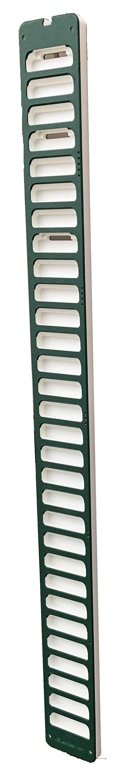 UELadder: The Patented Shoulder Finger Ladder with an Over-The-Door Mount That Gives A Proper Stretch Anywhere