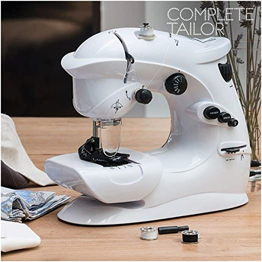 Máquina de coser Complete Tailor: Amazon.es: Hogar