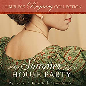 Summer House Party Audiobook