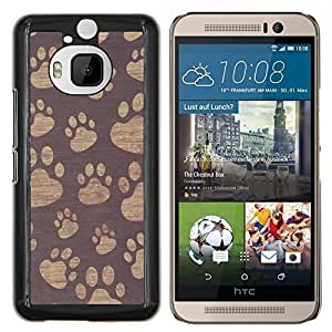 Dragon Case - FOR HTC One M9+ / M9 PLUS - The darkness is no darkness - Caja protectora de pl??stico duro de la cubierta Dise?¡Ào Slim Fit
