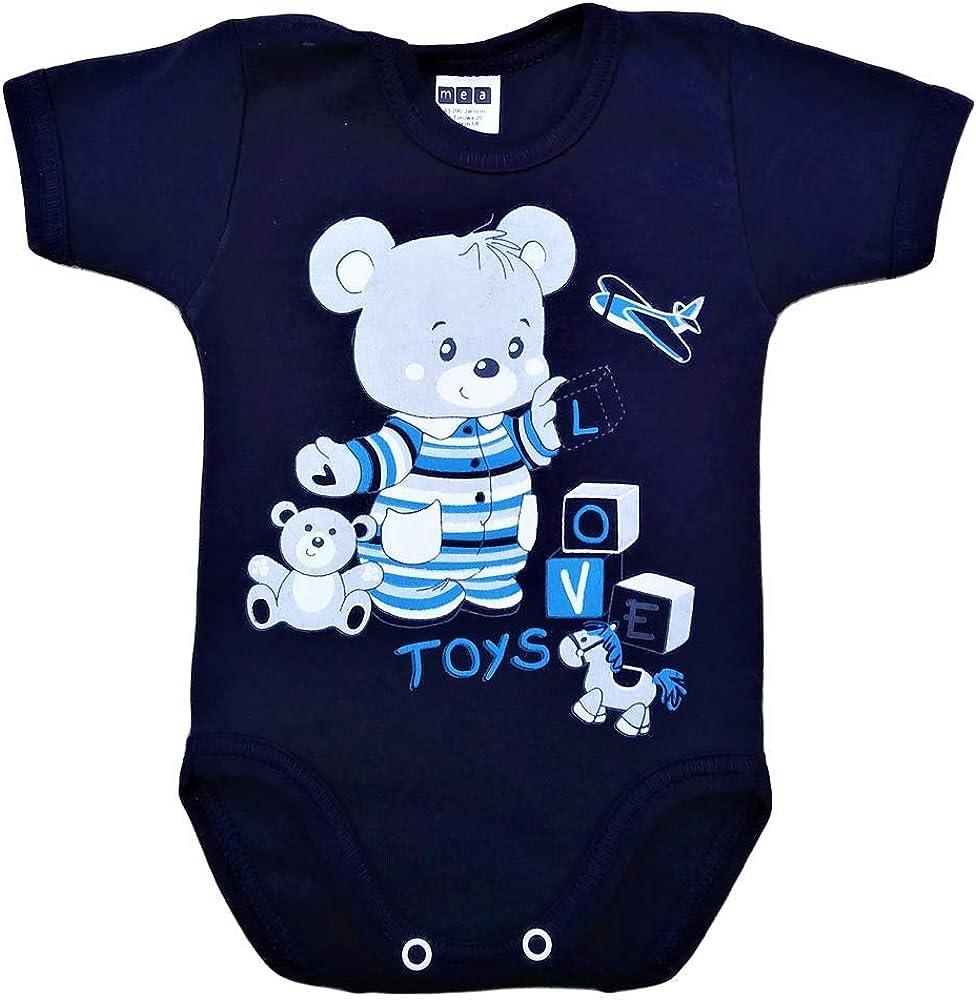MEA BABY Baby Boys Bodysuit