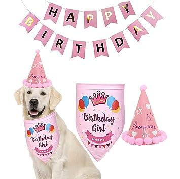 Amazon.com: Yosbabe - Kit de decoración de cumpleaños para ...