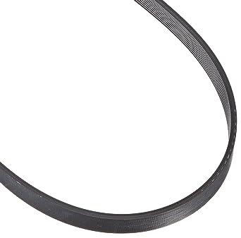 520J Size 52 Length Gates 520J6 Micro-V Belt 6 Rib 4//7 Width J Section