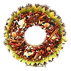 Handcrafted Spice Wreath 80
