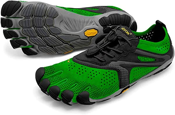 Vibram V-Run, Zapatillas para Hombre: Vibram Five Fingers: Amazon.es: Zapatos y complementos