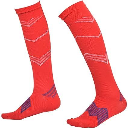 Calcetines de compresion, 3 pares de 20-30mmHg calcetines de manga de compresión para