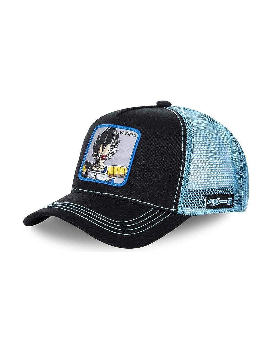 Capslab Vegeta Trucker Cap Dragon Ball Z