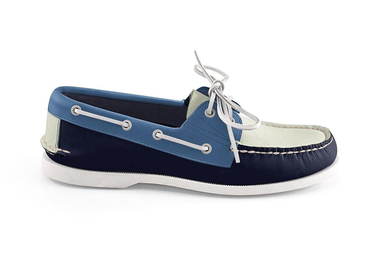 Men's Bayana Boat Shoe- Navy Blue