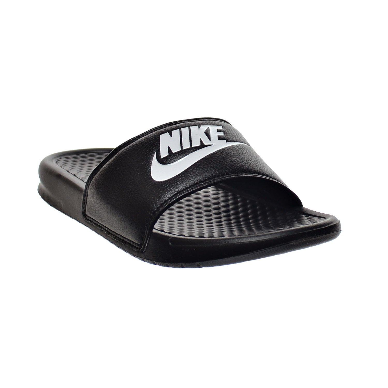 2eb30bfd9fbc Image 3 of Nike Benassi JDI Slider Flip Flops 343880090 Shoes