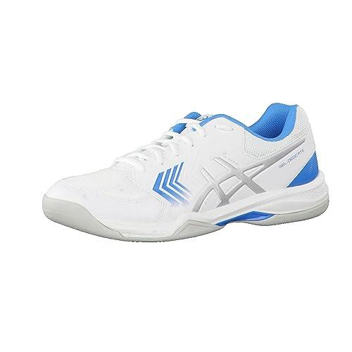 Asics Gel-Dedicate 5 Zapatillas Indoor - 39: Amazon.es ...