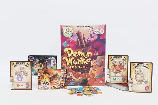 GDM Games-GDM127 Demon Worker (GDM127): Amazon.es: Juguetes y juegos